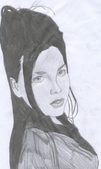 Amy Lee by thomas
